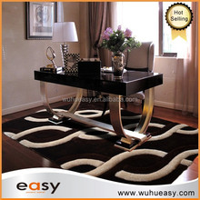 Wholesales price 3D carpet and rug home textiles living room
