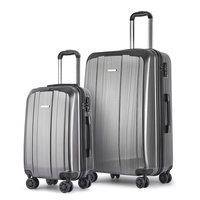 ABS+PC Trolley Luggage Hardshell Suitcase Sets
