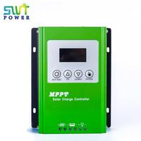 Fan cooling MPPT solar controller 30A to 60A with competitive price