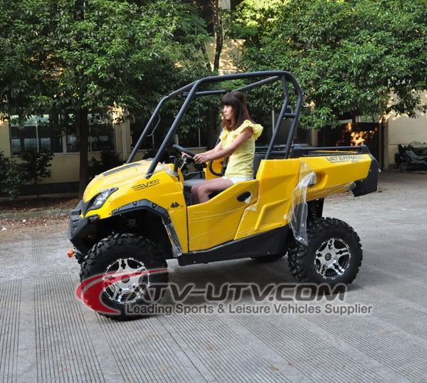 500CC UTV Automatic Transmission EEC and EPA Certified