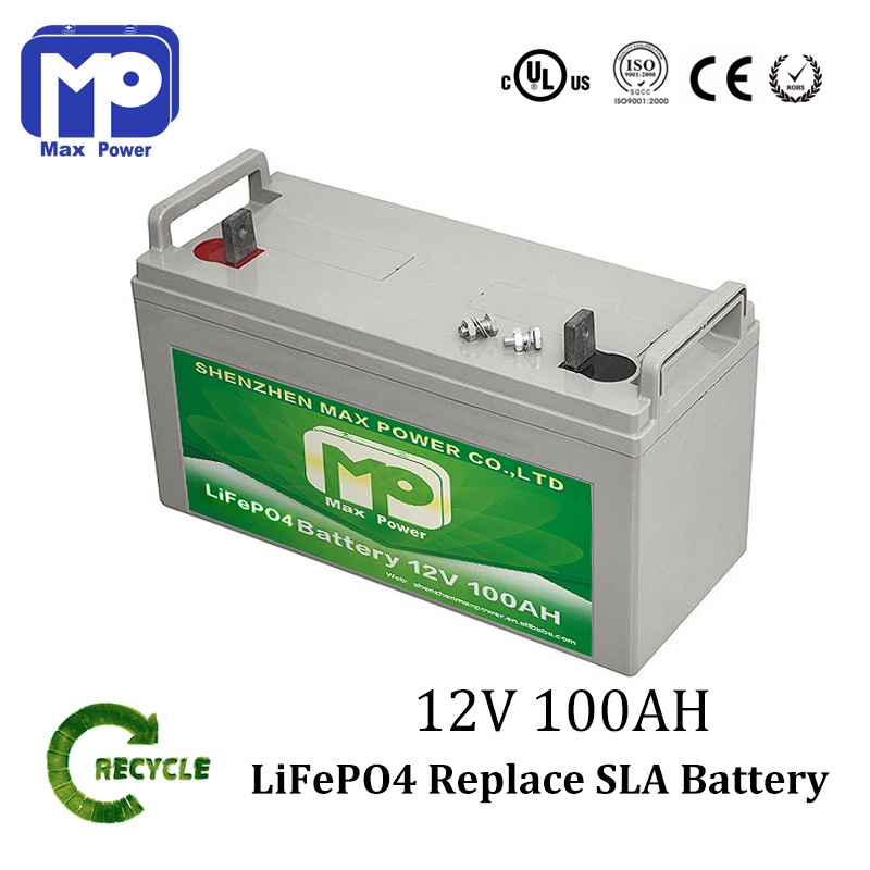 lithium Lifepo4 batteries 12v 100ah,120ah For Solar Power system