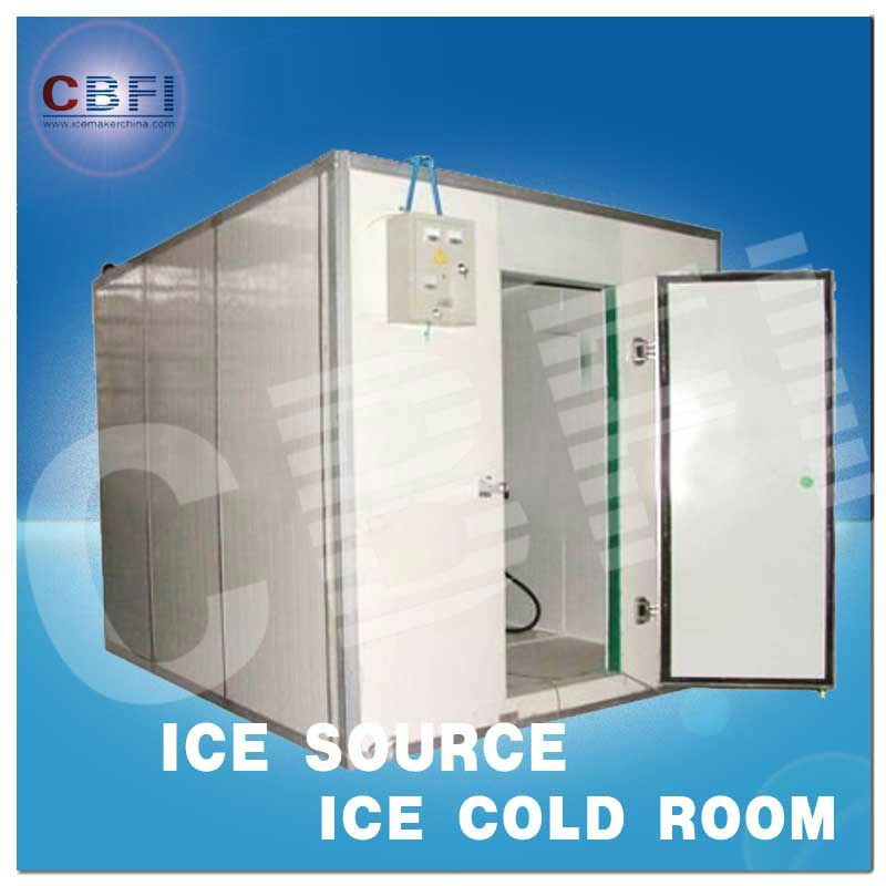 Customized Assembling cold room refrigeration unit for fish storage