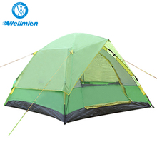Portable Oxford Cloth Waterproof Camping Backpacking Family Tent