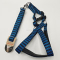 Neoprene Durable Puppy Harness and Training Leash For Middle Big Dog