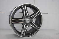 16*6.5j et=45 pcd=5*100/114.3 car alloy wheel