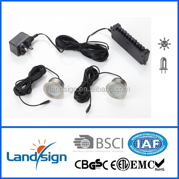 Cixi landsign 12v led black light for fishing boat
