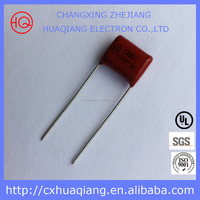 Metallized Polypropylene Film Capacitor CBB21 104j 400v