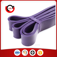 cheap 41'latex rubber power bands loops for fitness