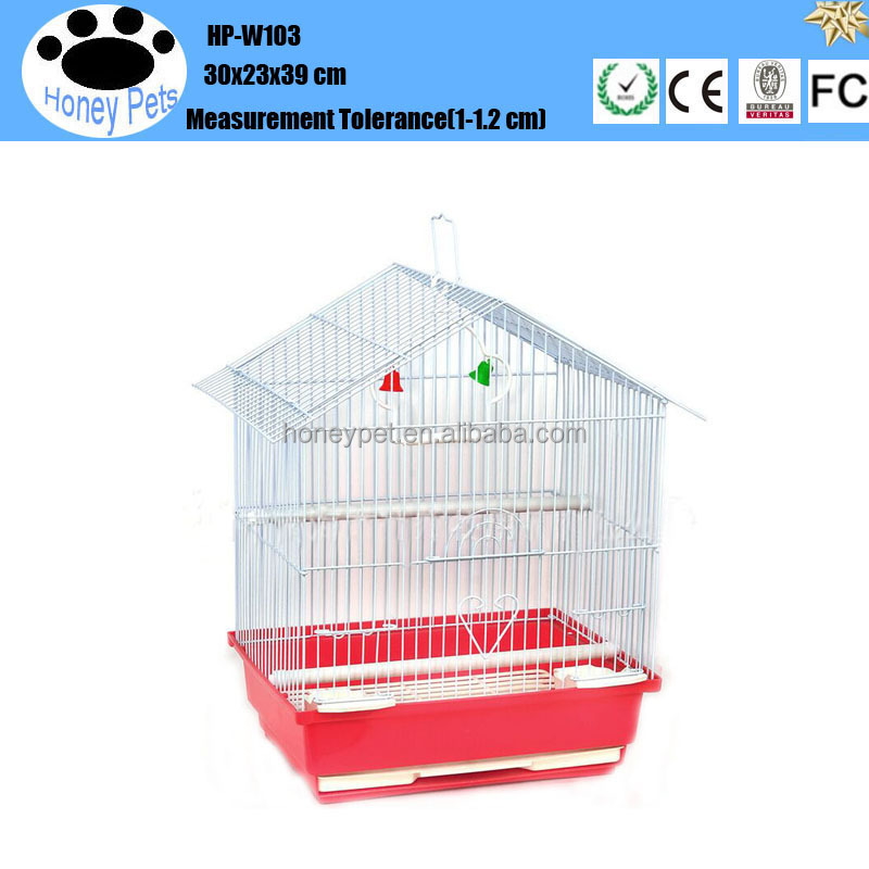 HP-W103 small bamboo aviary bird cages for bird sale