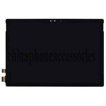 New arrival original lcd monitor for Microsoft Surface Pro 4 1724 LTN123YL01-001 v1.0 lcd touch screen digitizer assembly