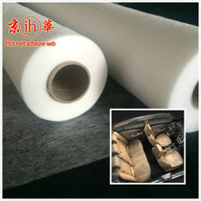 China manufacturer adhesive web bonding material for auto