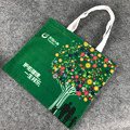 full colour print for shopping cotton tote bag