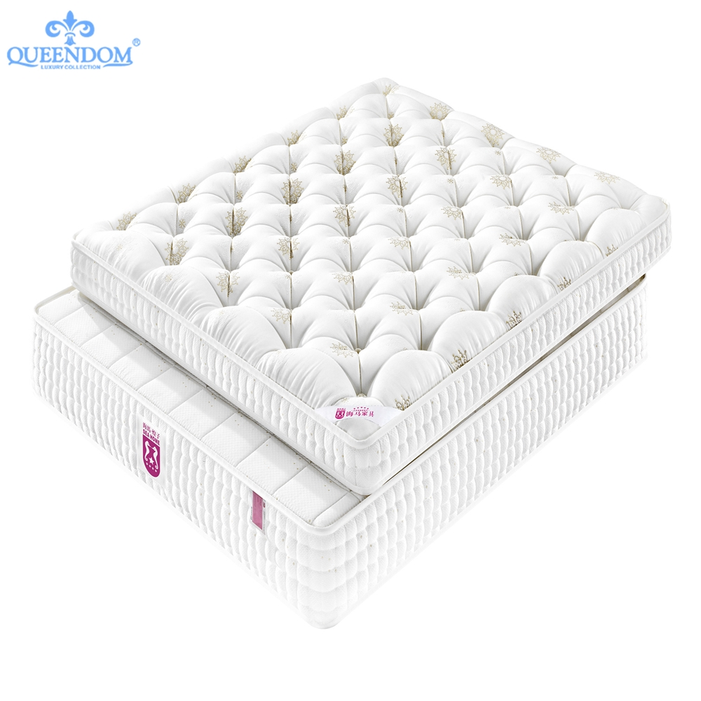 Multifunctional thick pillow top memory travel foam bed mattress - Jozy Mattress | Jozy.net