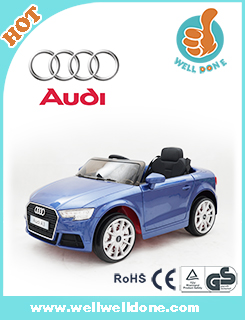 WDHL1718 Hot Selling Remote Control Baby Cars With Car Marquee Fashion