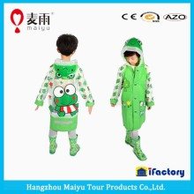 Maiyu children nylon breathable raincoat rain poncho