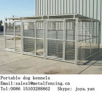 Factory wholesale , retail steel wire welded galvanized indoor dog fence netting