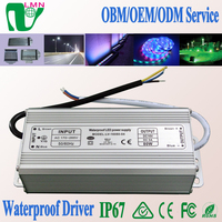 16V dc 80W customized lighting waterproof led driver power supply