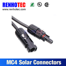 MC4 Solar Panel Connector Male and Female Set PV Wire Cable accessory
