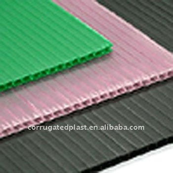 Plastic hollow grid sheet board view pp plastic hollow for Plastic grid sheets crafts