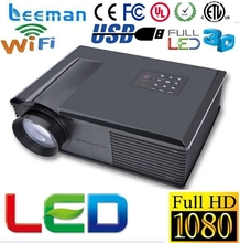 home theater led projector Shenzhen Leeman LED projector