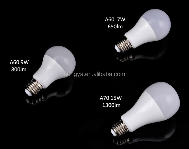 Ultra Bright E27 7/10/12W AC85-265V bulb lights led E27 Led Light Bulb Cool White
