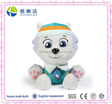 Lovely Wolf Stuffed Plush Soft Toy in Good Quality