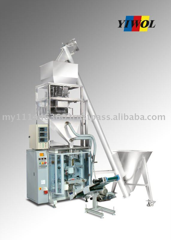 Vertical Form Fill & Seal Machine With Combination Linear Weigher