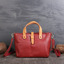 genuine leather lady briefcases day tote bags simple casual handbags wholesale womens briefcases