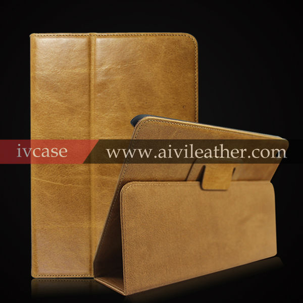 Distressed real leather case for Apple iPad Air, for ipad air case for ipad mini case for ipad2/3/4/5