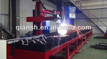 New Flame & Plasma Piping Cutting and Beveling Machine for Long Pipes