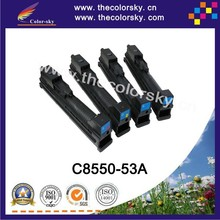 (TCH-9500) remanufactured color toner cartridge for HP 9500 C8550A C 8550A 8550 C8550 *original toner powder