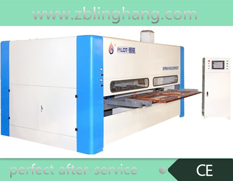 Wooden Door Automatic Painting/Coating/Spraying Machine