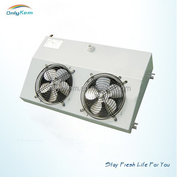 show case air cooled evaporator for cold room