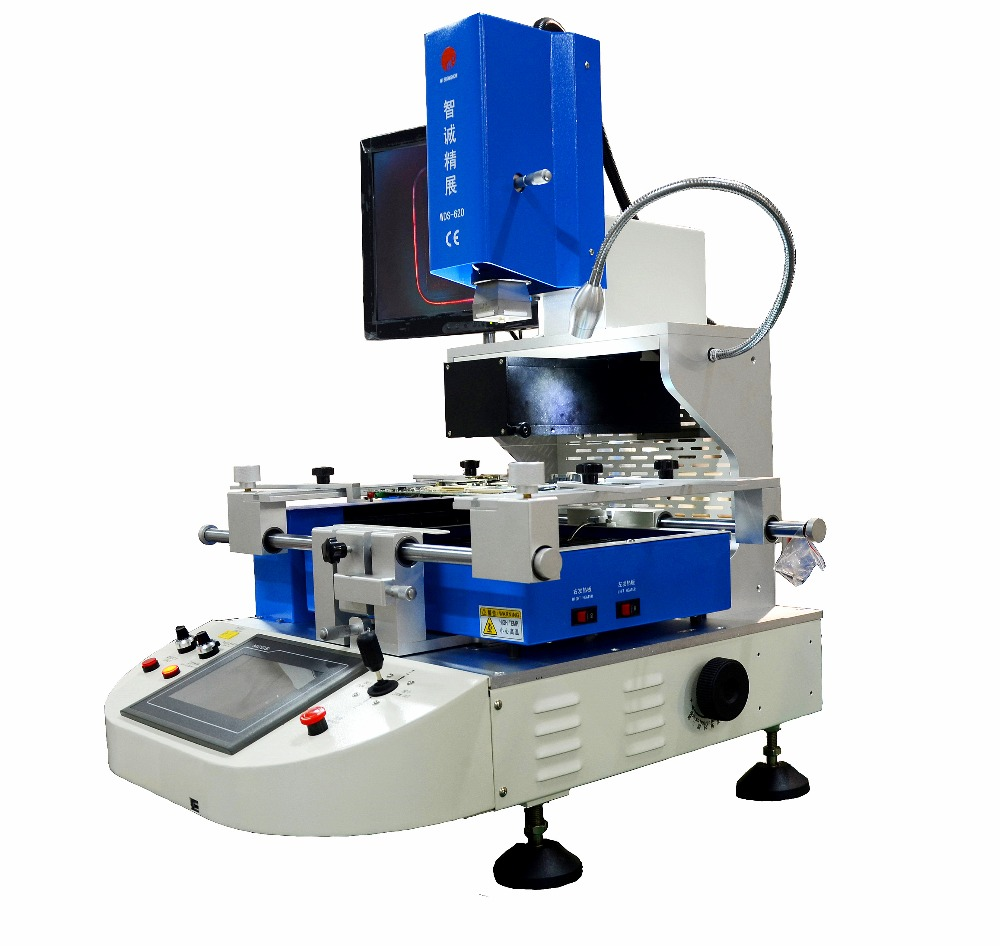 WDS-620 optical alignment bga machine