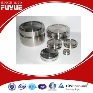 Customized 1g-20kg Stainless Steel Plate Weights