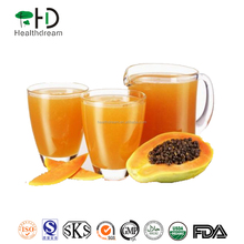 Natural fruit juice concentrate, High quality Papaya Concentrate flavor juice