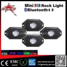 New design auto parts led desk light 9w 4x4 mini led rock light for led offroad SUV Jeep Car ATV SUV 4WD work light