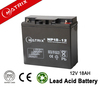 12V 18Ah dry cell backup battery for security camera