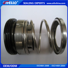 Single Spring Elastomer Bellow low pressure mechanical Seal for water pump