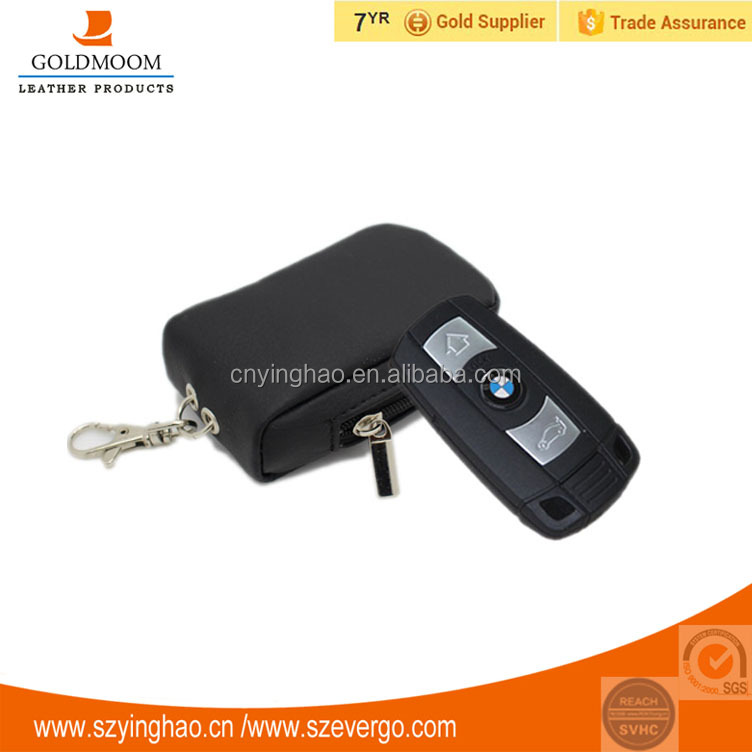 2016 New function RFID blocking car key holder