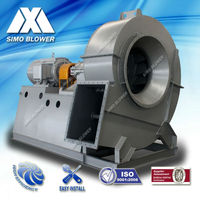 High air flow dust removal fan