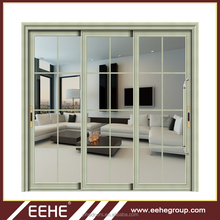 Safety glass door and windows aluminum window toilet door