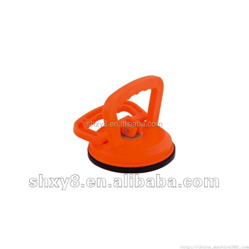 Plastic single glass suction lifter