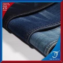High quality rolls of japanese waterproof wax organic denim fabric