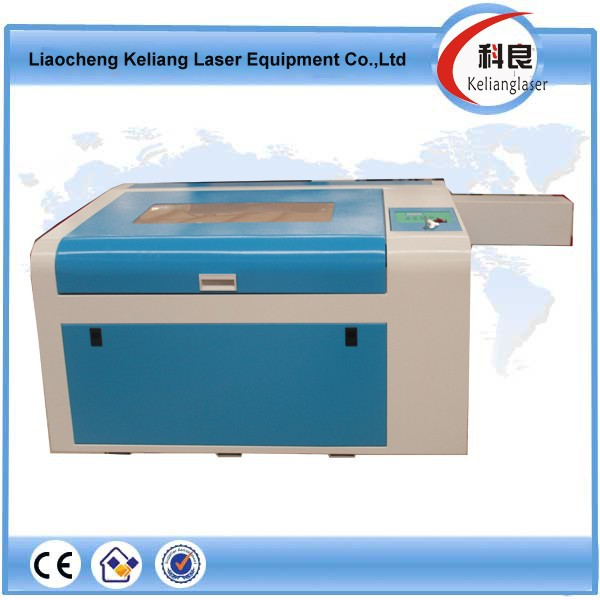 silicone wristband laser engraving cutting machine KL-460 400*600MM
