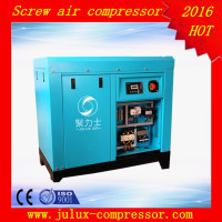 75kw 100hp alibaba china screw air compressor combined rotary screw air compressor