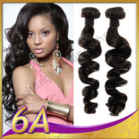 High quality body wave 100% virgin remy Brazilian human hair weaving hair styles for women