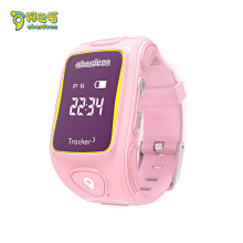 GPS watch google map with MTK chipset for kids smart phone watch