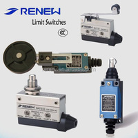 Types of industrial limit switch /gear limit switch