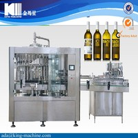 Automatic Beer / Wine Glass Bottle Filling Machine